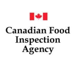 Canadian food inspection agency certification