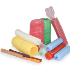 Meat plastic casings