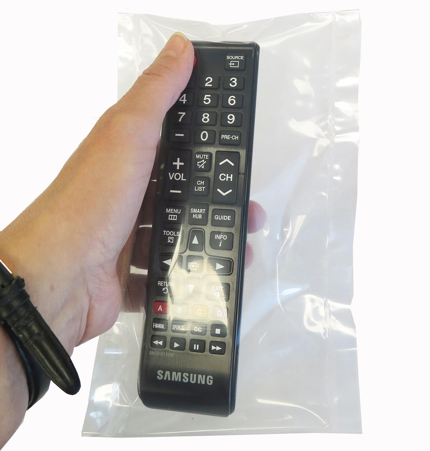 TV Remote Plastic Cover